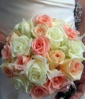 Denver pastel Rose bouquet