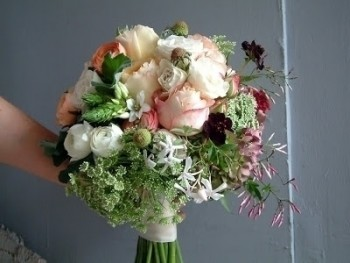 Victorian Summer Bouquet